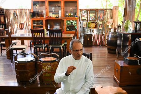 Editorial picture of Former President of East Timor and Nobel Peace Prize Laureate Jose Ramos Horta interview, Dili, Timor-Leste - 29 Aug 2019