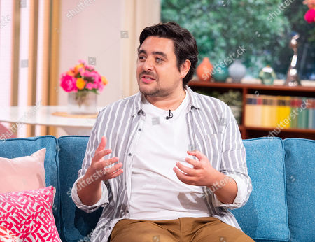 Editorial image of 'This Morning' TV show, London, UK - 29 Aug 2019