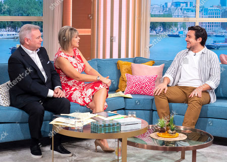 Editorial picture of 'This Morning' TV show, London, UK - 29 Aug 2019