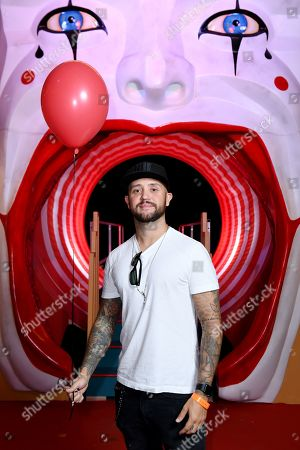 Stock Picture of Damien O'Brien was one of the first to experience IT CHAPTER TWO: THE VAULTS EXPERIENCE in London. IT CHAPTER TWO: THE VAULTS EXPERIENCE a free, ticketed event open to the public 31st August - 4th September. IT CHAPTER TWO is released in UK cinemas on 6th September.