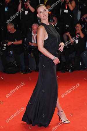 Editorial photo of 'Ad Astra' premiere, 76th Venice Film Festival, Italy - 29 Aug 2019