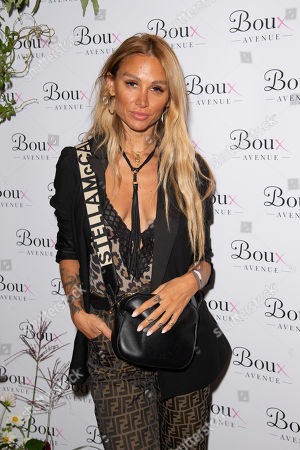 Editorial picture of Boux Avenue AW19 launch event, London, UK - 29 Aug 2019
