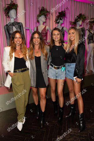 Collyer Twins, Emily Blackwell and Sophie Habboo
