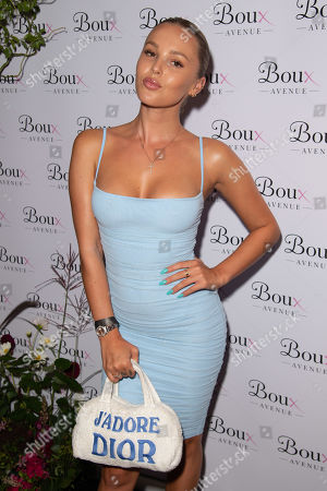 Editorial image of Boux Avenue AW19 launch event, London, UK - 29 Aug 2019