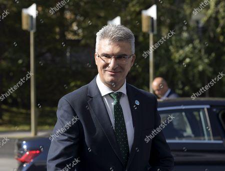 Maltese Foreign Minister Carmelo Abela