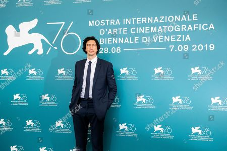 Marriage Story photocall 76th Venice Film Festival Stock