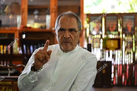 Former President of East Timor and Nobel Peace Prize Laureate Jose Ramos Horta is seen during an interview with Australian Associated Press at his home in Dili, East Timor, 29 August 2019. East Timor - Timor-Leste- is celebrating the 20th anniversary of its independence from Indonesia on 30 August 2019.