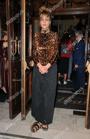 Editorial picture of 'Fleabag' play press night, Wyndham's Theatre, London, UK - 28 Aug 2019