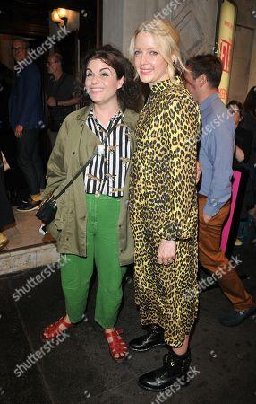 Caitlin Moran and Lauren Laverne