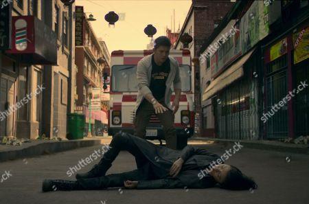 Editorial image of 'Wu Assassins' TV Show Season 1 - 2019