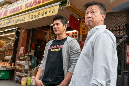 Iko Uwais as Kai Jin and Tzi Ma as Mr. Young