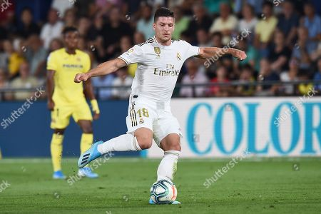 Luka Jovic of Real Madrid