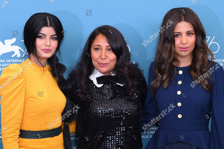 Editorial photo of 'The Perfect Candidate' photocall, 76th Venice Film Festival, Italy - 29 Aug 2019