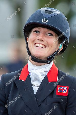 Laura COLLETT (GBR) & London 52 - Longines Eventing European Championships - Luhmühlen 2019 - Salzhausen, Germany - 29 August 2019
