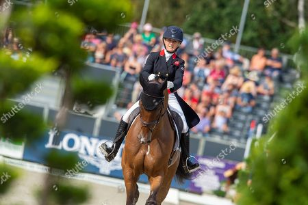 Editorial picture of Longines Eventing European Championships, Luhmuhlen, Germany - 29 August