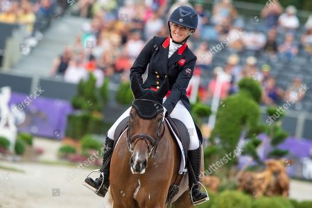 Stock Picture of Laura COLLETT (GBR) & London 52 - Longines Eventing European Championships - Luhmühlen 2019 - Salzhausen, Germany - 29 August 2019