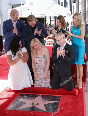 Kirsten Dunst, Sofia Coppola, Mitch O'Farrell, and Jesse Plemons