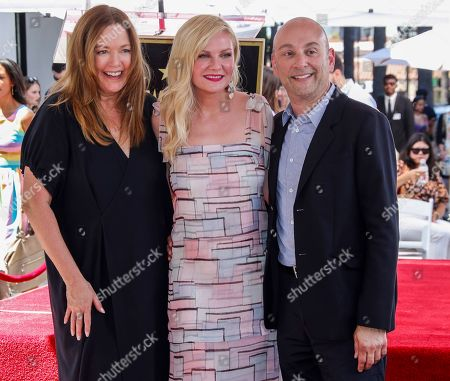 Editorial photo of Kirsten Dunst honored with a Star on the Hollywood Walk of Fame, Los Angeles, USA - 29 Aug 2019