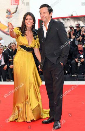 Alessandra Mastronardi and Ross McCall