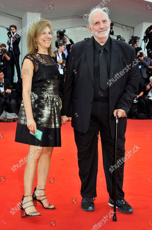 Stock Picture of Brian De Palma and guest