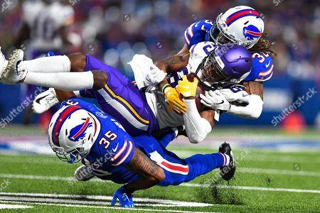 Editorial photo of Vikings Bills Football, Orchard Park, USA - 29 Aug 2019
