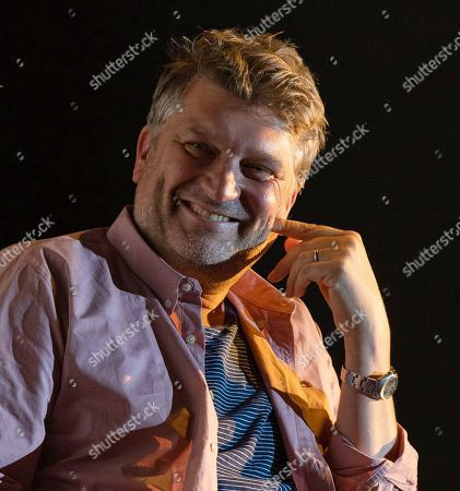 Stock Photo of Peter Cattaneo