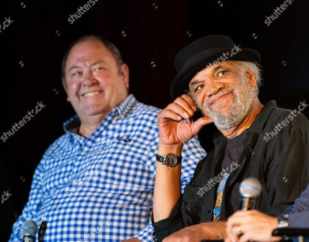 Mark Addy and Paul Barber
