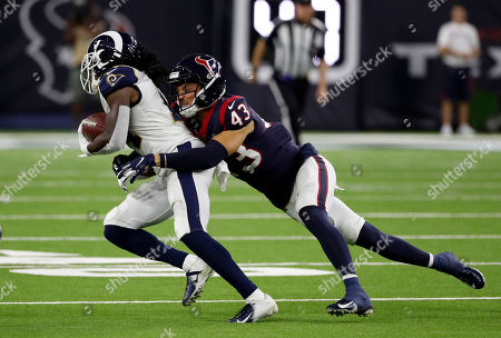 Editorial picture of Rams Texans Football, Houston, USA - 29 Aug 2019