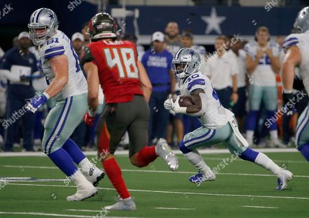 Editorial picture of Buccaneers Cowboys Football, Arlington, USA - 29 Aug 2019