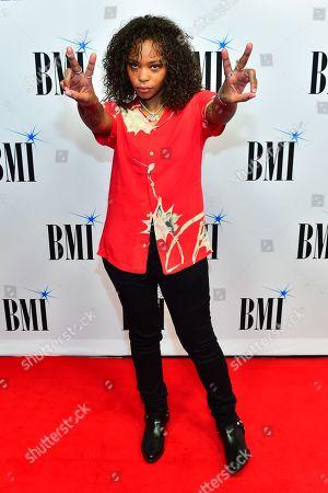 Editorial image of BMI R&B/Hip-Hop Awards, Arrivals, Atlanta, USA - 29 Aug 2019