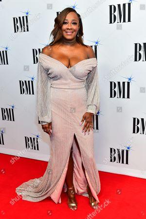 Editorial photo of BMI R&B/Hip-Hop Awards, Arrivals, Atlanta, USA - 29 Aug 2019
