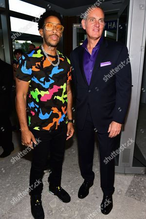 Ludacris and Mike O'Neill