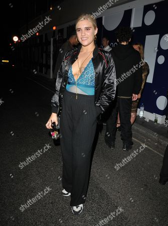 Editorial picture of VIU Eyewear store opening party, Upper James Street, London, UK - 29 Aug 2019