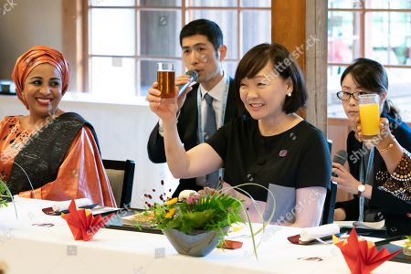 Japanese Prime Minister Abe's wife Akie Abe