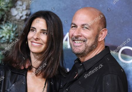 Stock Picture of Joyce Varvatos, John Varvatos
