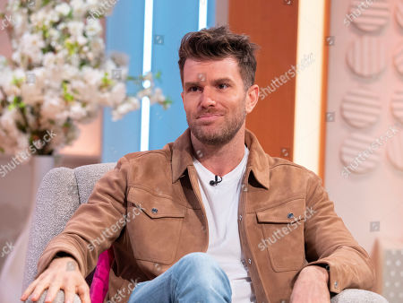 Editorial picture of 'Lorraine' TV show, London, UK - 30 Aug 2019