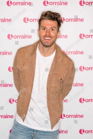 Editorial photo of 'Lorraine' TV show, London, UK - 30 Aug 2019
