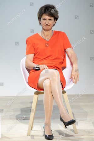 Stock Picture of Isabelle Kocher DG du groupe Engie