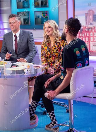 Editorial picture of 'Good Morning Britain' TV show, London, UK - 30 Aug 2019