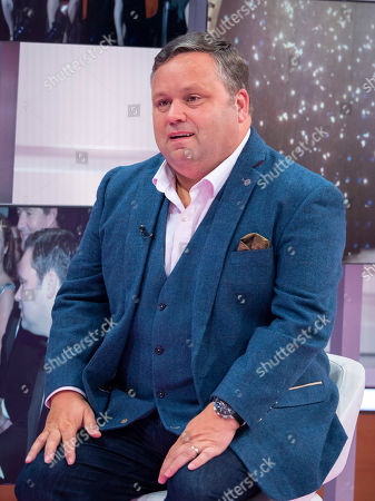 Stock Picture of Paul Potts