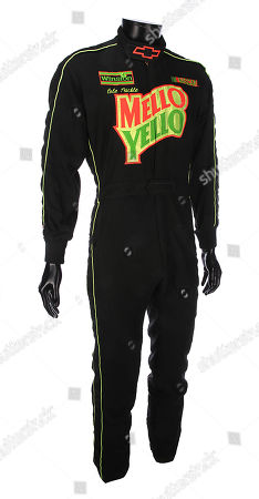 Cole Trickle's (Tom Cruise) racing suit from Tony Scott's racetrack drama Days of Thunder. Estimate: £4000 - £6000.