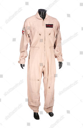 Dr. Egon Spengler's (Harold Ramis) Screen Matched Jumpsuit from GHOSTBUSTERS II (1989). Estimate: £10000 - £15000.
