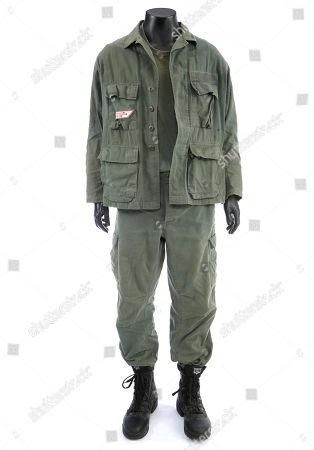 Dr. Daniel Jackson's (James Spader) Costume from STARGATE (1994). Estimate: £2000 - £3000.