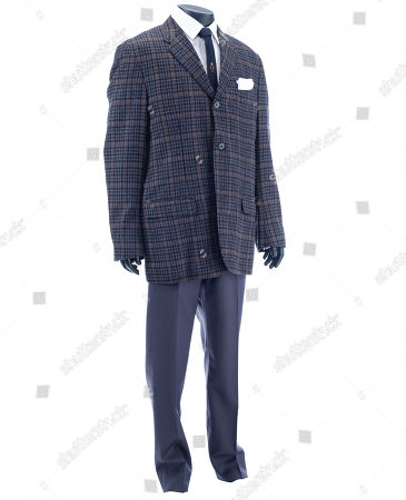 Stock Photo of Frank Abagnale Sr.'s (Christopher Walken) Costume from CATCH ME IF YOU CAN (2002) . Estimate: £600 - £800.