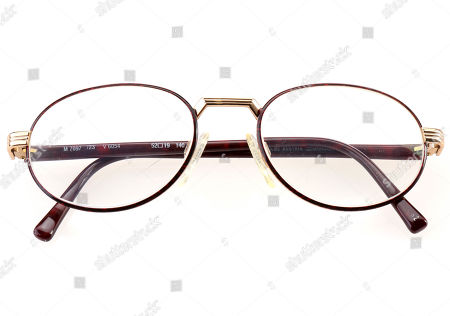 John Hammond's (Richard Attenborough) glasses from Steven Spielberg's Academy Award-winning action adventure Jurassic Park. Estimate: £3000 - £5000.