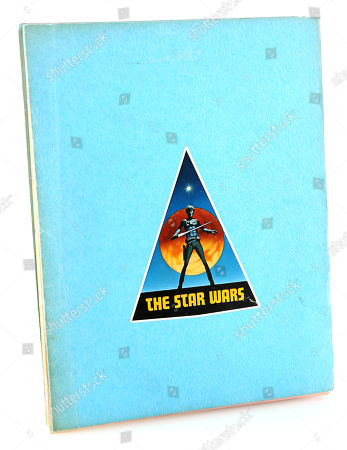 Peter Beale's revised fourth draft script from the production of George Lucas' Star Wars: A New Hope. Estimate: £2000 - £3000.