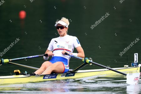 Editorial photo of Rowing World Championships, Linz, Austria - 30 Aug 2019