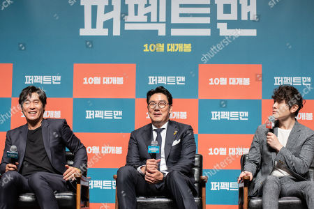 Sol Kyung-gu, Cho Jin-woong and movie director Yong Soo