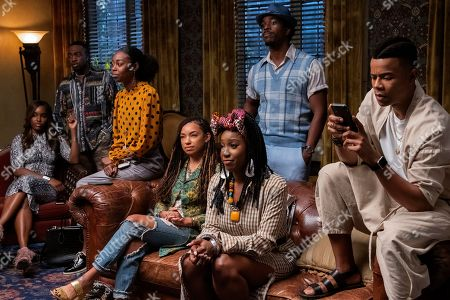 Antoinette Robertson as Colandrea 'Coco' Conners, Logan Browning as Samantha White, Ashley Blaine Featherson as Joelle Brooks, Brandon Black as Kordell and Marque Richardson as Reggie Green