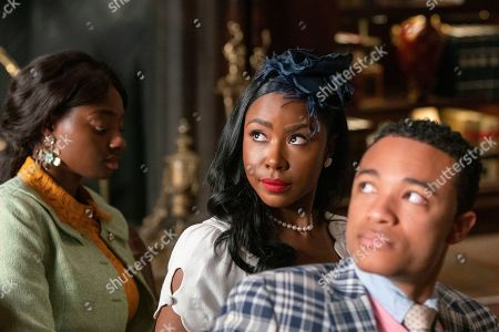 Stock Image of Nia Jervier as Kelsey Phillips
